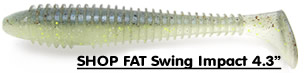 Shop Keitech Fat Swing Impact 4.3""
